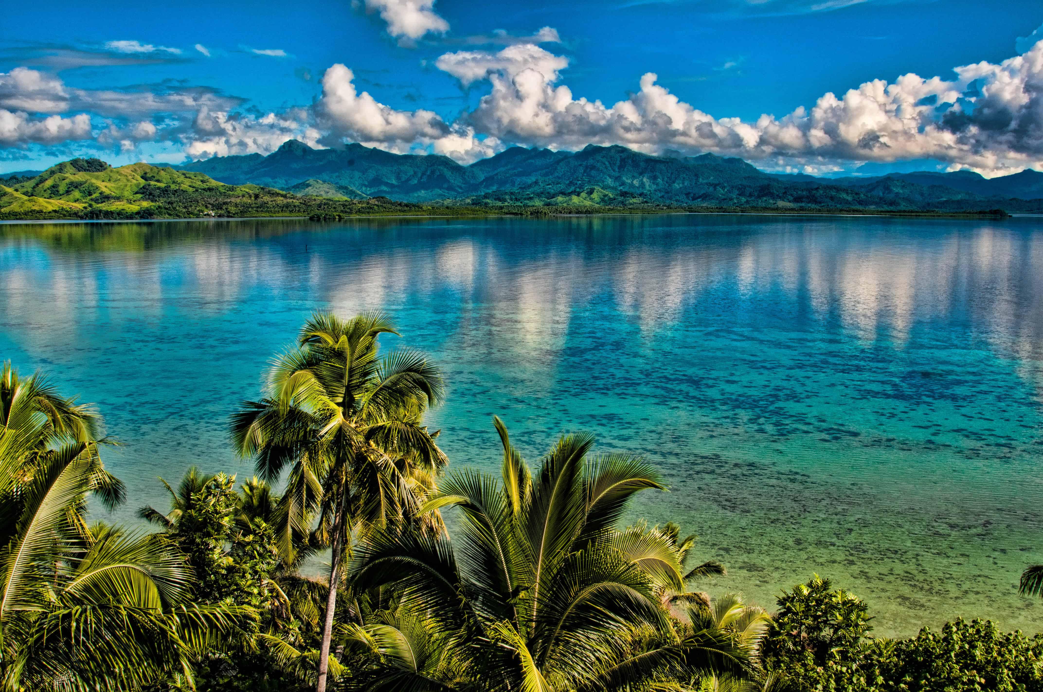 Fiji vacation spots