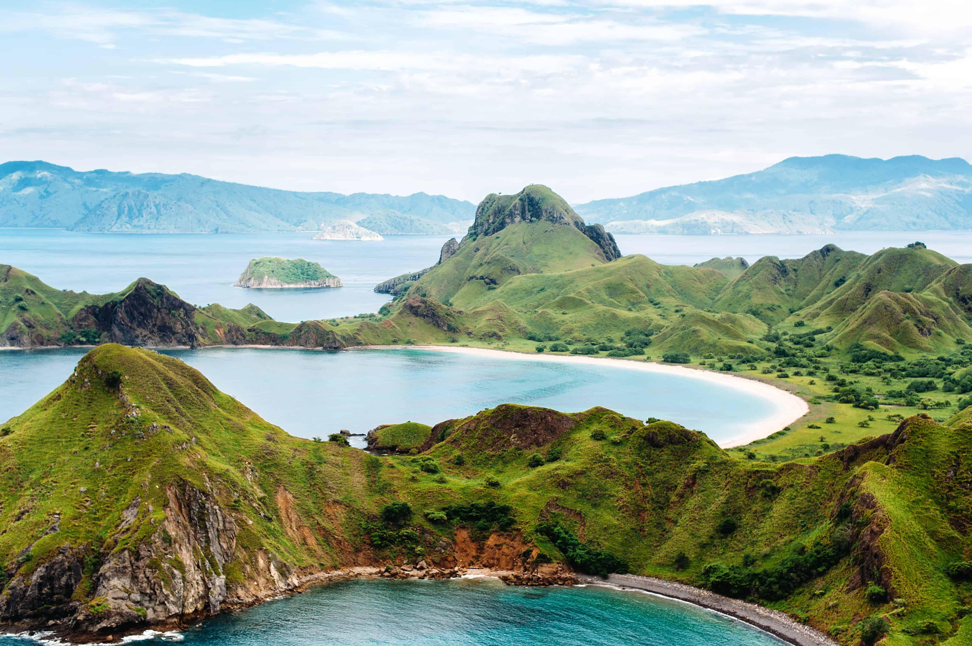 Flores & Komodo Islands, Indonesia holiday spots