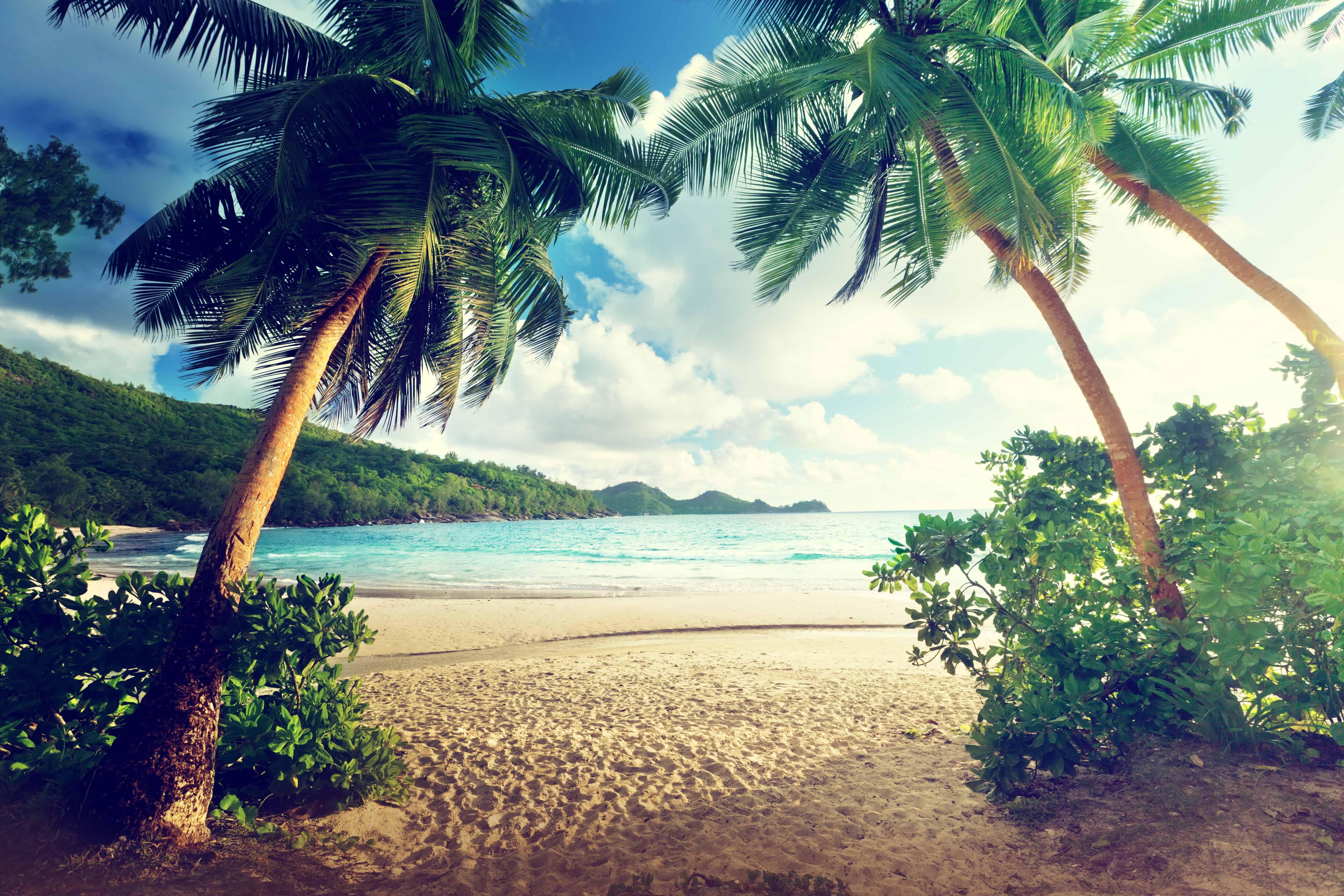 Seychelles, Africa best vacation spots