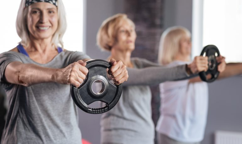 The Best Exercises For Aging Muscles - Anti Aging Exercises