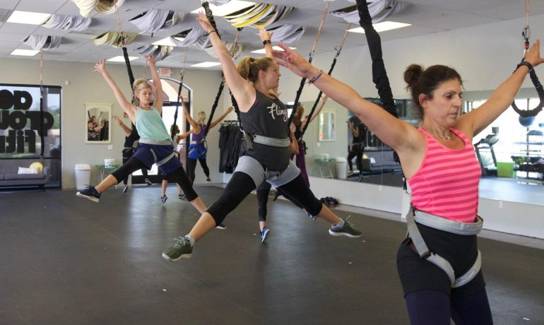 Bungee Fitness – What is This Workout all About?
