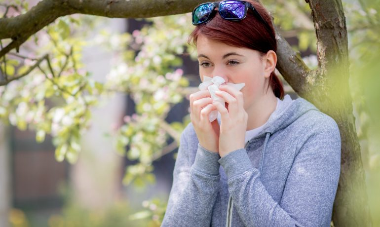 How to Relieve Hay Fever Symptoms Quickly