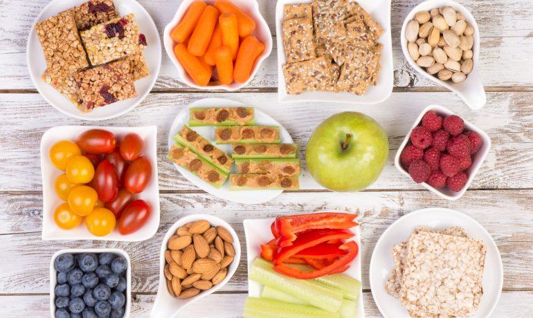 Healthy Low Calorie Snacks - 40 Best List