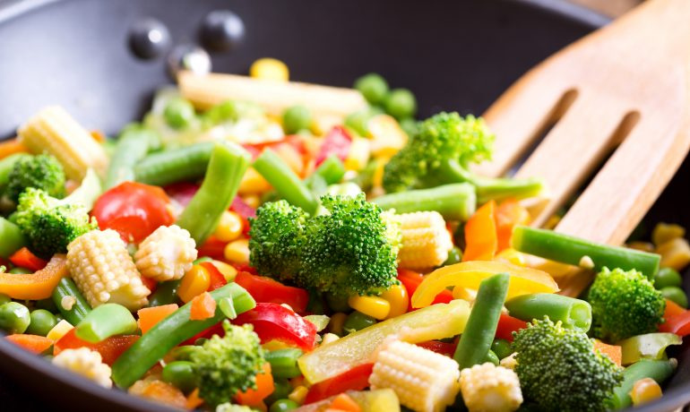 Easy Vegetable Stir Fry Recipe