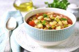 Healthy Minestrone Soup Recipe