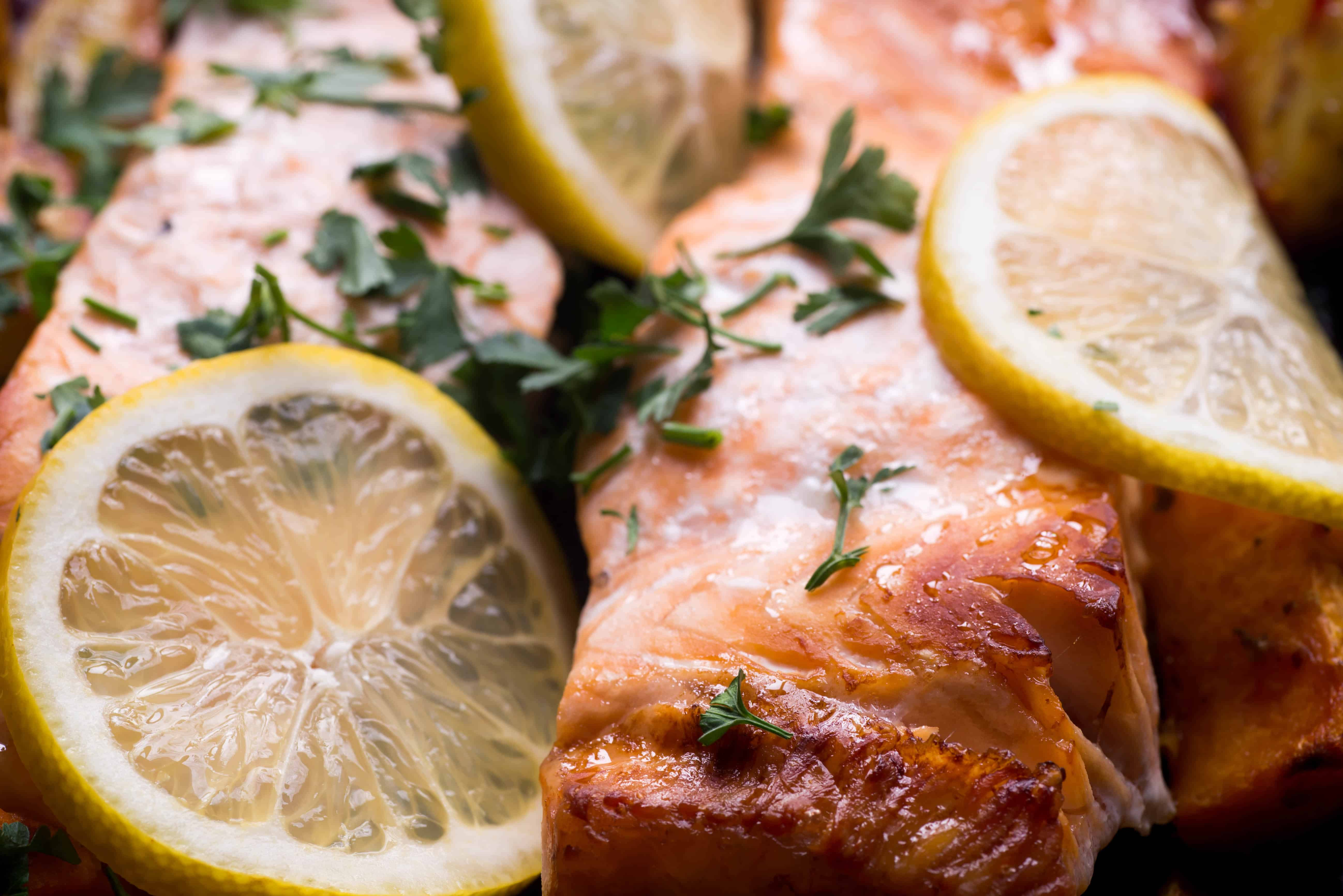 Easy Oven Baked Salmon Recipe