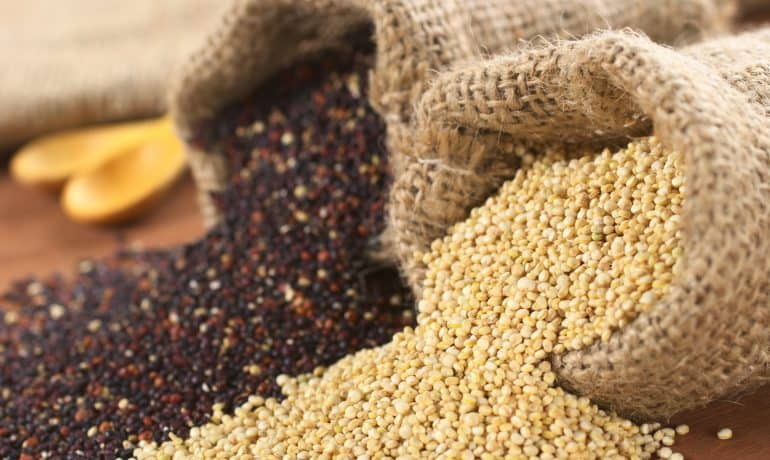 Quinoa Health Benefits - The Great Supergrain