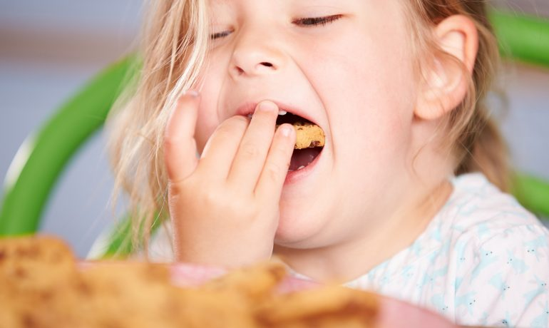Emotional Eating in Children Learned and Not Inherited